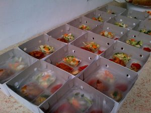 Catering Harian di Galaxy
