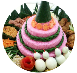 Paket Nasi tumpeng
